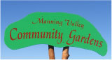 Manning Valley Community Gardens Logo